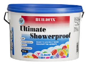 Mapei - Ultimate Showerproof Ready Mixed Adhesive 15kg