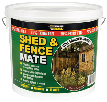 Everbuild - Shed and Fence Mate