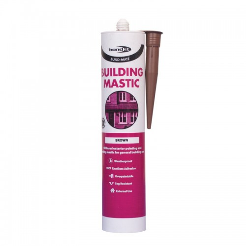 Bond-It - Builders-Mate Building Mastic - Box of 12