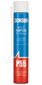 P55 Multi Purpose Pu Foam 750ml