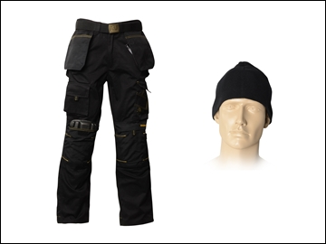Roughneck - Trouser Pack, Belt, Beanie & Kneepads
