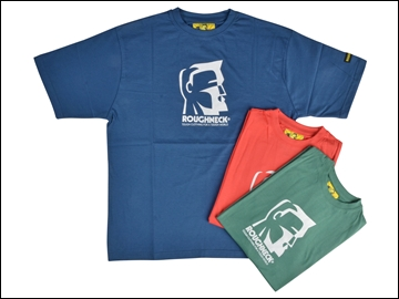 Roughneck - T-Shirt Triple Pack Mixed Colours