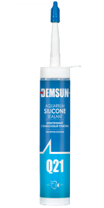Demsun - Q21 Aquarium Silicone Sealant - Box of 24