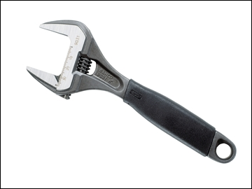 BAHCO - 9031 ERGO™ Adjustable Wrench 218mm Extra Wide Jaw