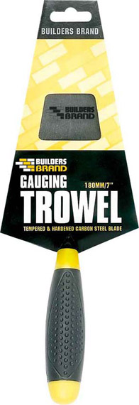 Builders Band - Gauging Trowel 180mm