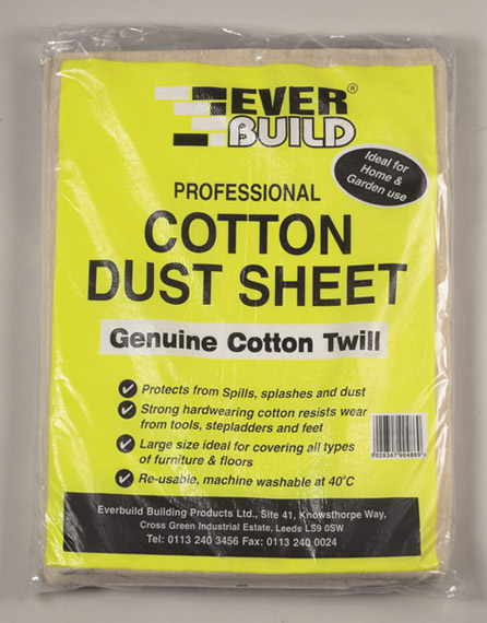 'Floor Protectors, Dust Sheets & Tarpaulins'