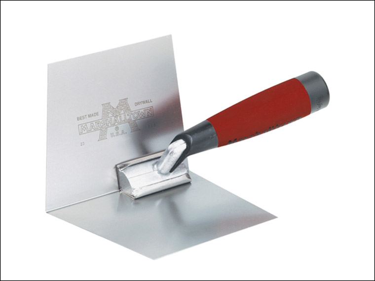 Marshalltown - Internal Dry Wall Corner Trowel DuraSoft Handle