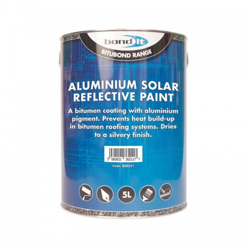 Bond It - Aluminium Solar Reflective Paint