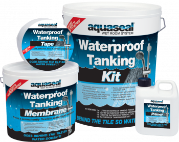Aqua Seal Wet Room System