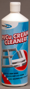 Bond-It - PVCu CREAM CLEANER Solvent-free Cleaner - 1L - Box of 12