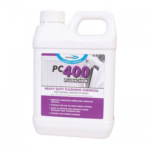 Bond It - PC400 Flushchem - Heavy Duty Flushing Chemical