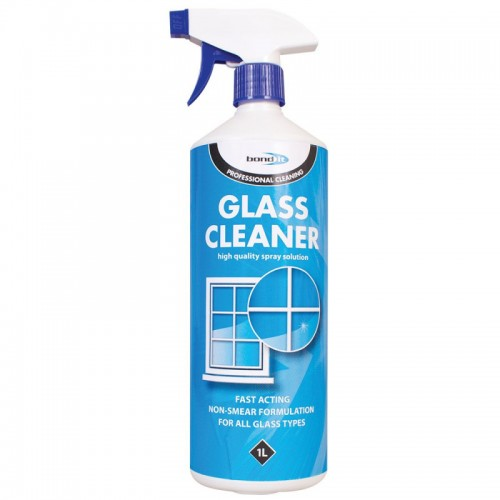 Bond-It - GLASS CLEANER Fast Acting All Purpose Liquid - 1 Litre