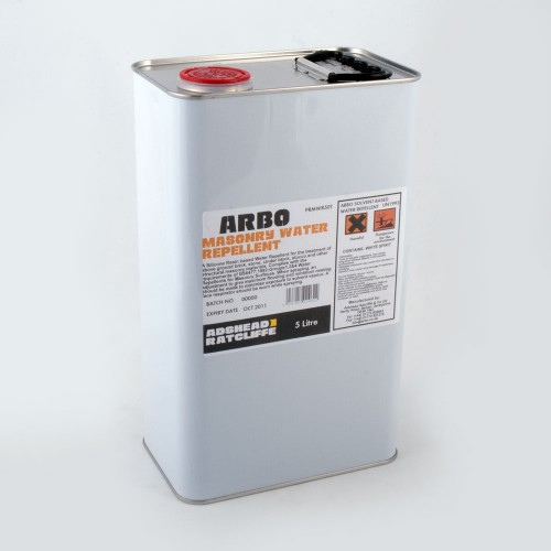ARBO - Masonary Water Repellent 5L
