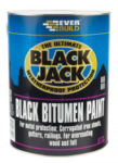 Everbuild- 901 Black Bitumen Paint