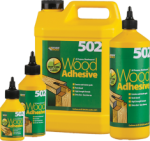 Everbuild - 502 All Purpose Weatherproof Wood Adhesive