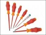 Wera - Kraftform Comfort VDE Screwdriver Set of 7 SL/PZ