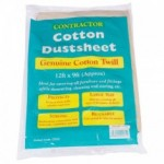 Bond It - Dust Sheet- Cotton Twill