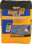 Everbuild - 705 Rapid Set Tile Mortar
