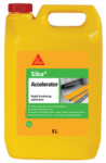 Sika - Accelerator 5 Litre Box of 4