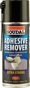 Soudal - Adhesive Remover 400ml - Box of 6
