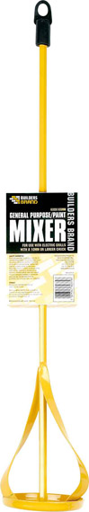 Builders Brand - General Purpose Mixing Paddle