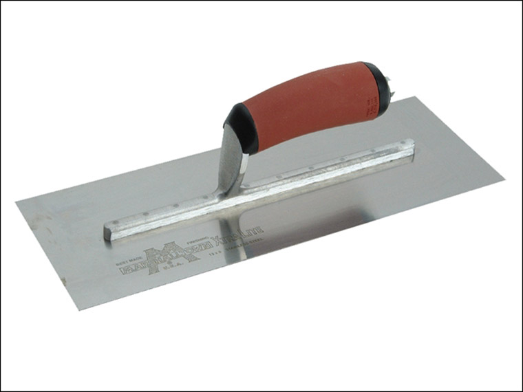 Marshalltown - Stainless Steel Cement Trowel DuraSoft® 14in x 4.3/4in