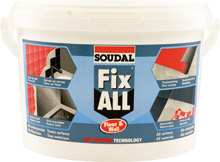Soudal - Fix All Floor and Wall 4kg