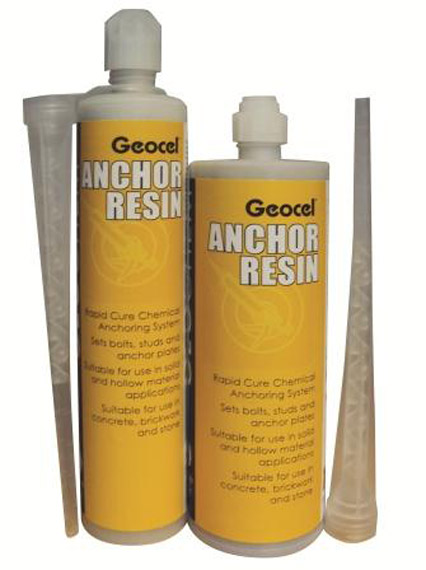 Geocel - Geochem Anchor Resin 300ml Box of 12