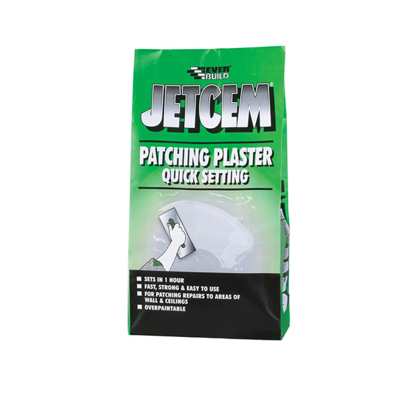 Everbuild - Jetcem Quick Setting Patching Plaster