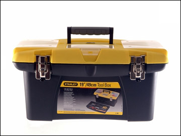 Stanley - Jumbo Toolbox + Tray 50cm (19in)