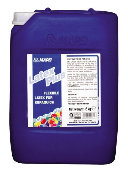 Mapei - Latex Plus - 6kg