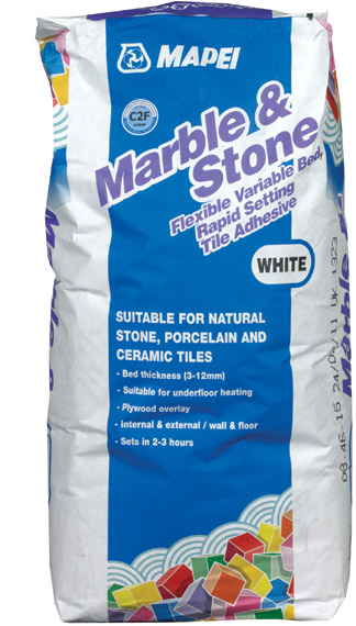 Mapei - Marble and Stone