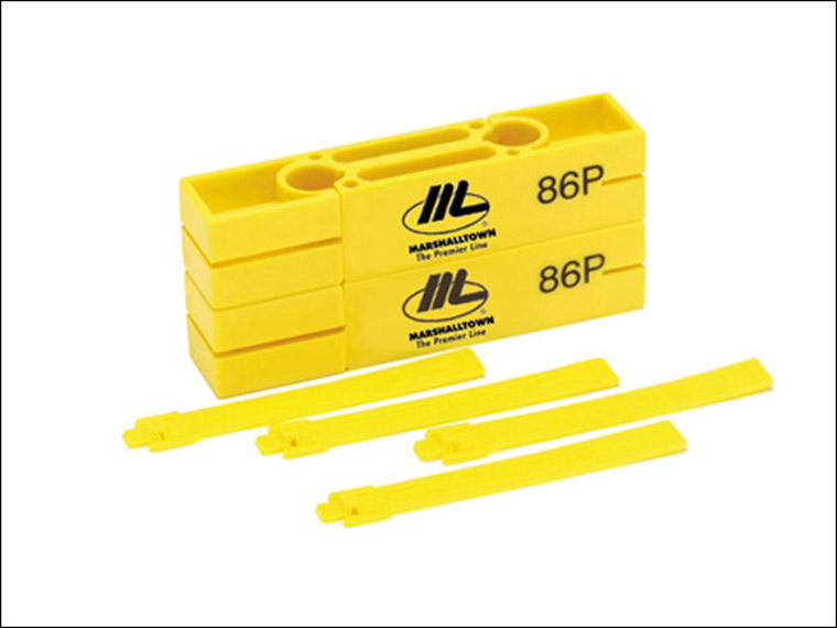 Marshalltown - 86P Plastic Line Blocks (pack of 2)