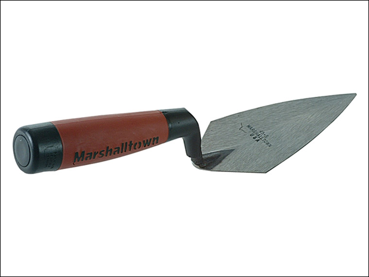 Marshalltown - Pointing Trowel Philadelphia Pattern DuraSoft® Handle 6in