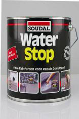 Soudal - Waterstop 4kg - Box of 4
