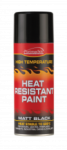 Everbuild - Heat Resistant Paint Aerosol 400ml Box of 12