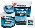 Everbuild - Aquaseal Wet Room System Kit