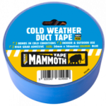 Everbuild - Blue Cold Weather Duct Tape 50mm