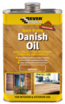 Everbuild - Danish Oil 500ml