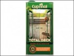 Cuprnol - Total Deck Restore & Oil Wood Clear 5 Litre
