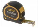 Stanley - Pocket Tape 8m / 26ft